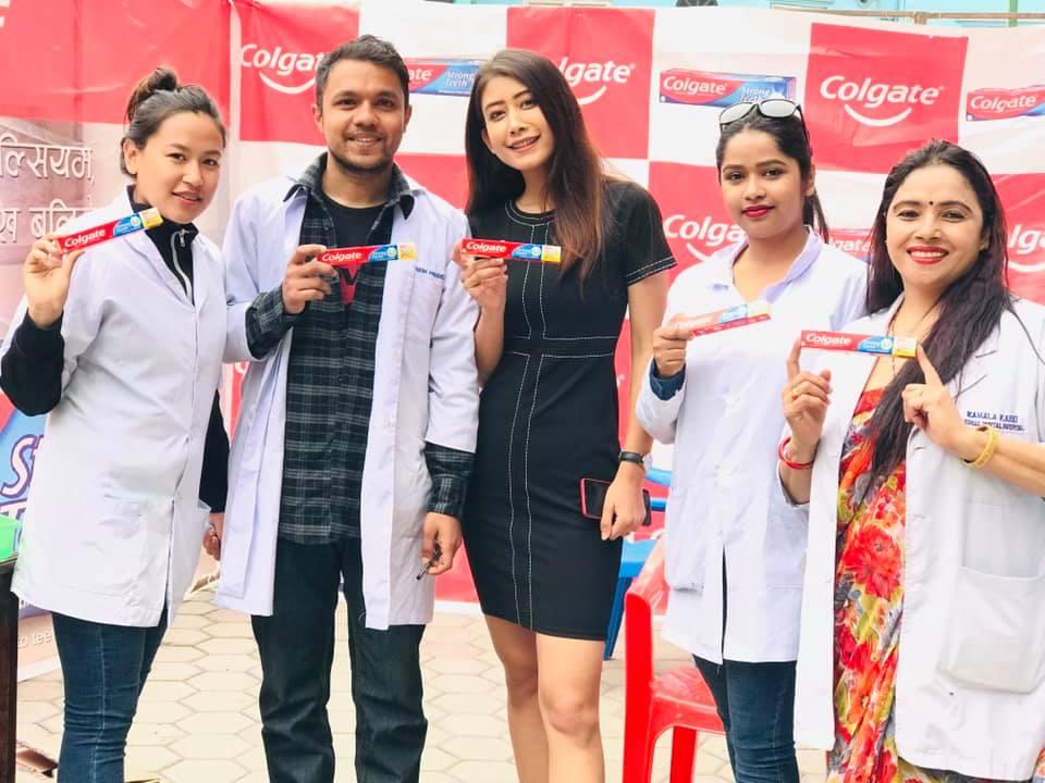 Mechi to Mahakali free dental checkup and awareness camp