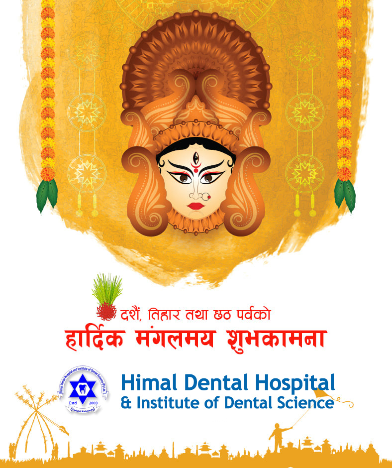 Happy Dashain - Himal Dental Hospital